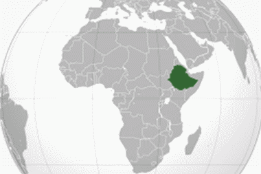 Amharic Map