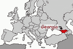 Georgian Map